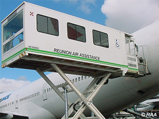 CSAE - Membre : RAA - Réunion Air Assistance
