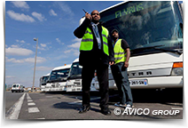 Transport passagers équipage - ©AVICO group